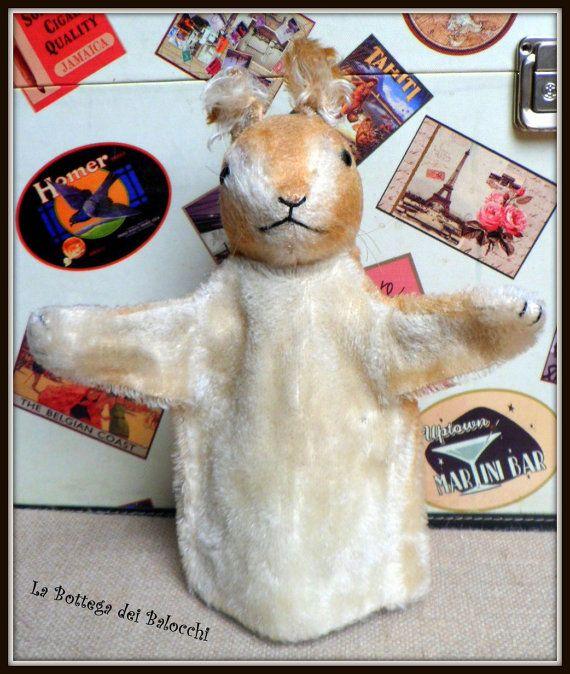 Steiff Possy scoiattolo vintage. di Labottegadeibalocchi su Etsy