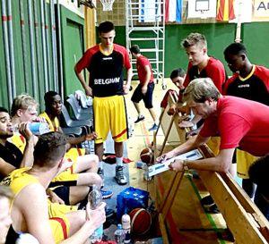 Basket Belgium - U18 European Championship Boys: une défaite qui fait mal