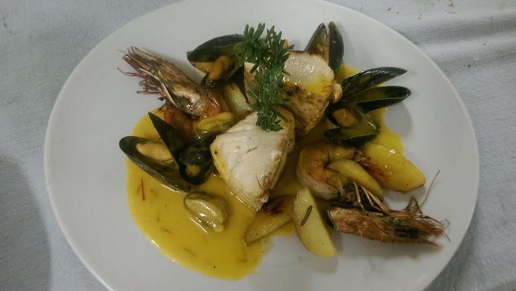 Einfach lecker!!!! ;-))) Restaurant Friedrichsruh - http://www.hotel-mein-strandhaus.de/ #restaurant an der #ostsee, #direkt am #meer #hotel #urlaub #urlaubammeer #schleswigholstein #niendorf #meinstranhaus