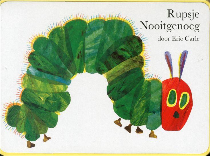 Toen ik klein was had mijn vriendinnetje dit boek. Ik wilde het zo graag hebben dat ik het uiteindelijk bijna 30 jaar  later voor mijn eigen kinderen heb gekocht :-)