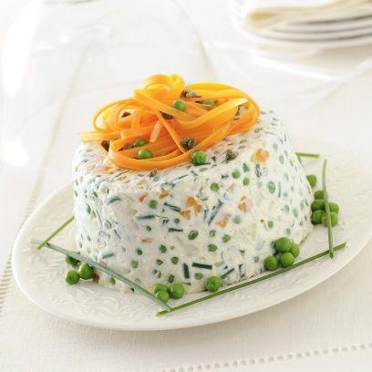 Η εύκολη συνταγή για ρώσικη σαλάτα