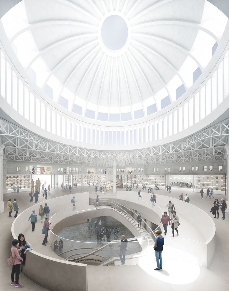 Stanton Williams and Asif Khan have been announced as winners of the competition to design the new Museum of London. But what do you think of their visuals? #architecture #museumoflondon