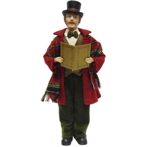 Victorian Christmas Carolers Decorations: Pin By Dottie Wilson On CAROLERS/FIGURINES