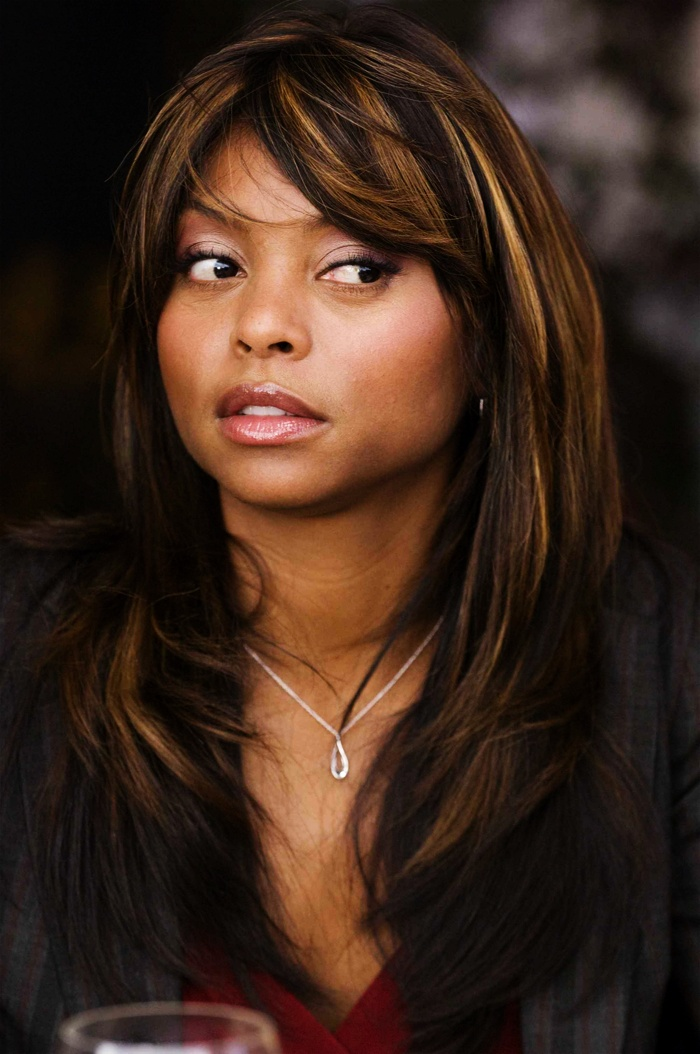Taraji P. Henson - Lovely touch of berry-pink makeup. - 25+ Best Taraji P Ideas On Pinterest Taraji P Henson Empire