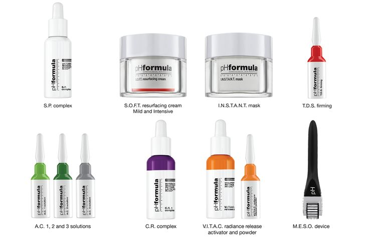 pHformula's acne resurfacing treatment protocol corrects the main manifestations of acne. pHformula specialises  in skin resurfacing treatments for skin disorders related to acne - speak to your pHformula skin specialist today #acne #skincare