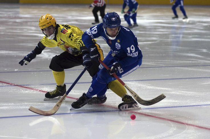 "The sport of bandy is best described as a cross between ice hockey and soccer. Teams of 11 players on ice use sticks to hit a ball around a rink the size of a soccer field. Bandy was played a demonstration sport in the 1952 Winter Olympics in Oslo, Norway. Bandy won't be an Olympic sport at Sochi, but the 2014 bandy world championships are currently taking place in Irkutsk, Russia.    John ""JJ"" Jensen was on the USA National Bandy Team from 1997 to 2008. ""Because there's more ice, it%u2019s…"