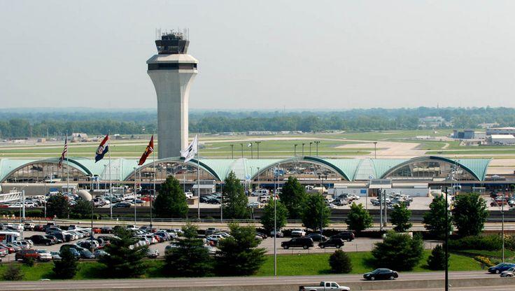 Аэропорт Сент Луис Ламберт (St. Louis Lambert International Airport). Официальный сайт.2