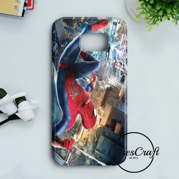 The Amazing Spiderman Poster Samsung Galaxy S7 | casescraft