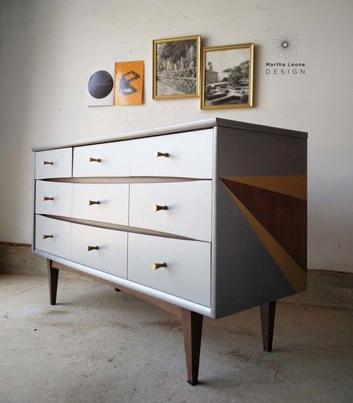 Find This Pin And More On Painted Midcentury Modern Furniture By Krisbalasz.