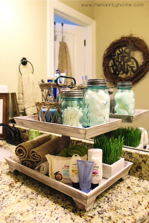 Decorate My Bathroom best 25+ guest bathroom decorating ideas on pinterest | restroom