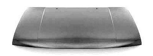 1999 Volkswagen Jetta (1980 99) Hood Panel [Replacement Of Washer Nozzles For 93-94 Models Is Required - Use Heated Oem# 191955986A/Non-Heated Oem# 191955985A] Vw1230121
