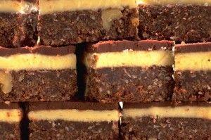 40 easy tray bake recipes - Chocolate coconut squares - goodtoknow