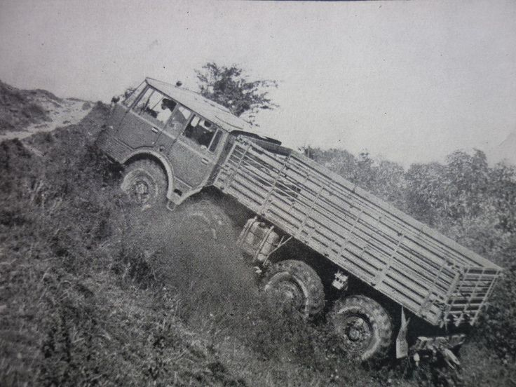 Tatra T813 8x8 kolos
