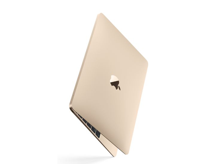 "APPLE MacBook 12"" 256 GB - Guld Apple MacBook - Handla online hos Media Markt"