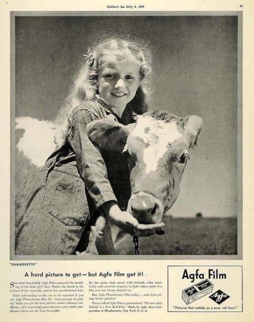 Agfa Film, 1939.