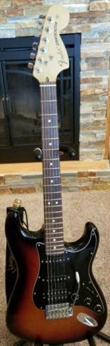 Fender American Special Stratocaster HSS W/ gig bag