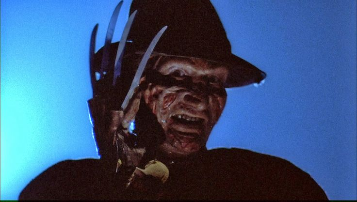 Taryn White: Who is he? Nancy Thompson: His name is Freddy Krueger. He was a child murderer before he died, and after he died... well, he became something worse.
