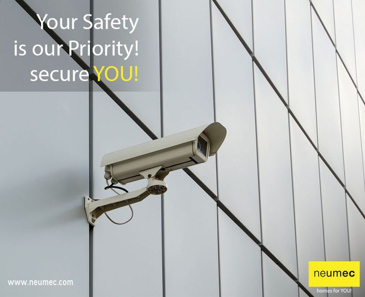 surveillance cameras for YOU!  ‪#‎YOULive‬ with ‪#‎Neumec‬ ‪#‎realestate‬ ‪#‎amenities‬ ‪#‎homes‬ www.neumec.com