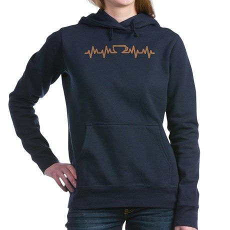 Coffee Lifeline Womens Hooded Sweatshirt on CafePress.com (coffee lover, coffee addicted, coffee t-shirts, i love coffee)