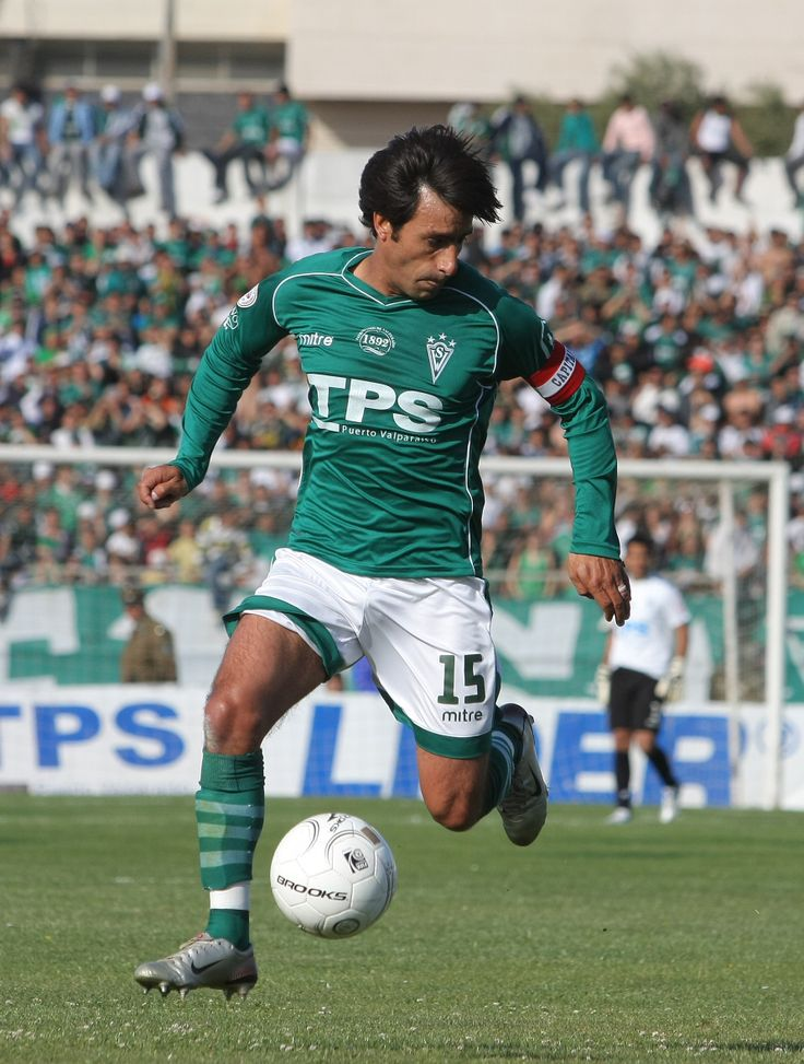 Moises Villarroel - Santiago Wanderers