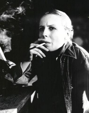 Krystyna Janda in 'Man of Marble'