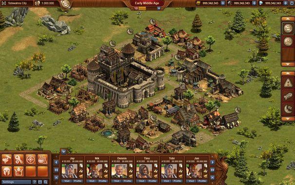 Images de Forge of Empires - Screenshots - MMORPG.fr
