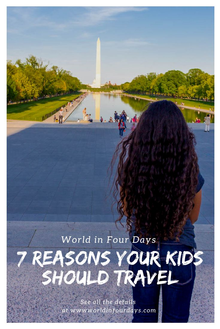 7 reasons why traveling with your kids no is a must at any age. Plus, find out tips to help you plan and decided where to go. Family Travel, Family Vacations, Tips For Traveling with kids, traveling with tweens,