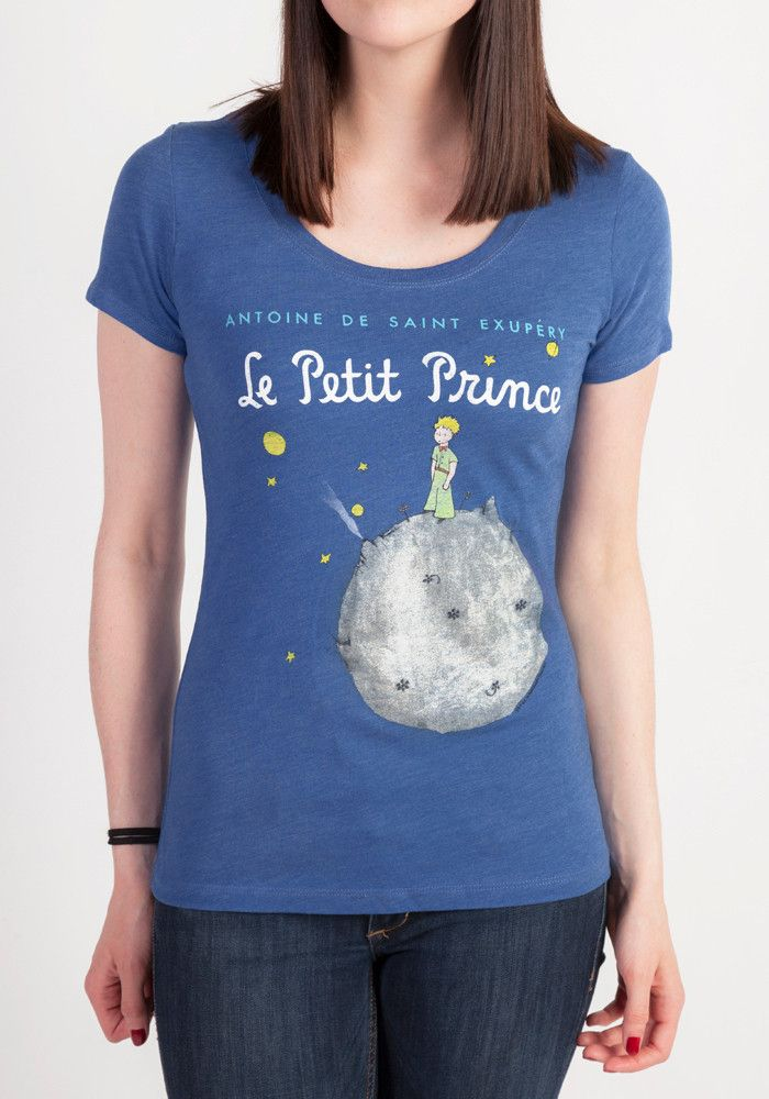 The Little Prince Women's Scoop Neck T-Shirt