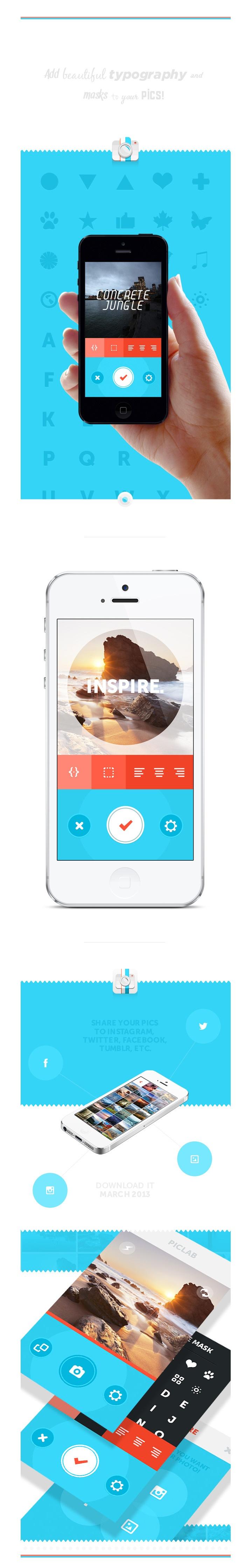 Typography - #app #design