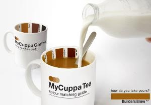 My cuppa tea: Colour, Coffee Lovers, Perfect Cuppa, Idea, Cups, Cuppa Teas, Coffee Mugs, Teas Mugs, Colors Matching
