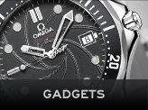 S.T. Dupont 5166 James Bond kogel-manchetknopen | Bond Lifestyle