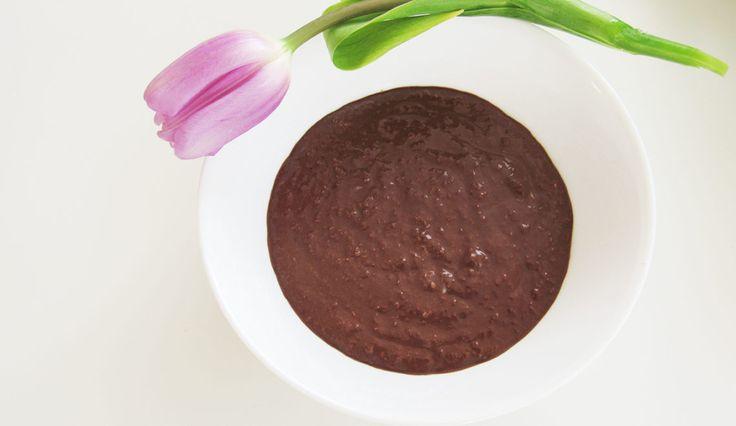 Naturalne DIY:  czekoladowa maseczka antyoksydacyjna