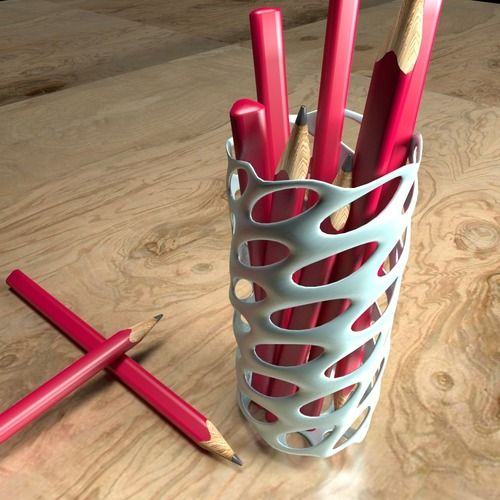 Looking for cool pen holders? Here is a list of good looking 3D printed pen holder you should consider checking and the good news is they can all be created in no time flat.