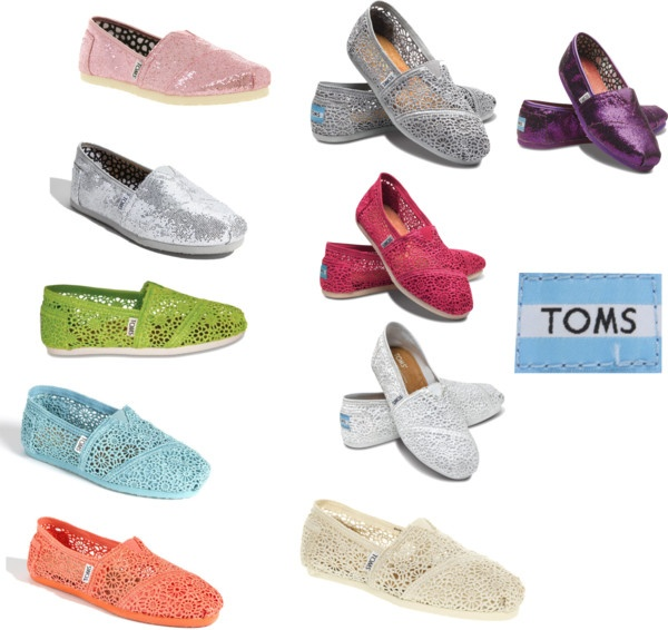 """""""Toms"""" by bombaloo on Polyvore"""