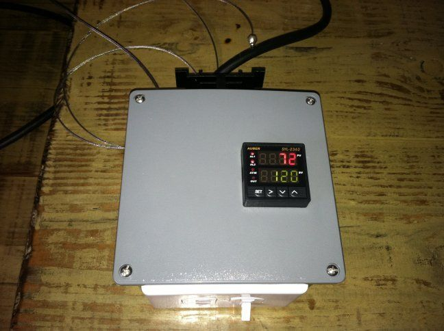Step by Step build a 110v portable PID controller - Home Brew Forums