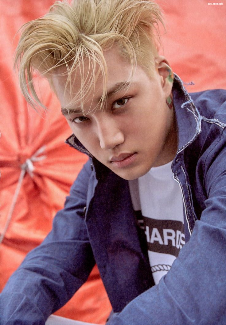 Kai - 'Monster' and 'Lucky One' Digital Booklet