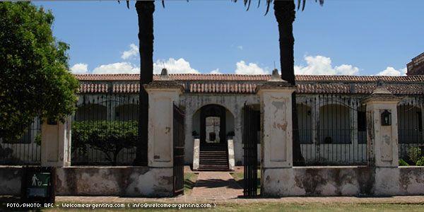Estancias Jesuíticas: Estancia de Caroya, Córdoba