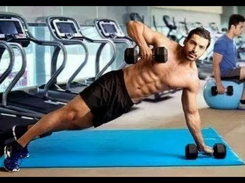 What Is Workout Routine Of John Abraham? -