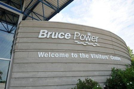 Be sure to visit Bruce Power Visitors' Centre, Tiverton, ON