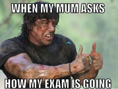 60+ Hilarious Memes on Exams for Whatsapp
