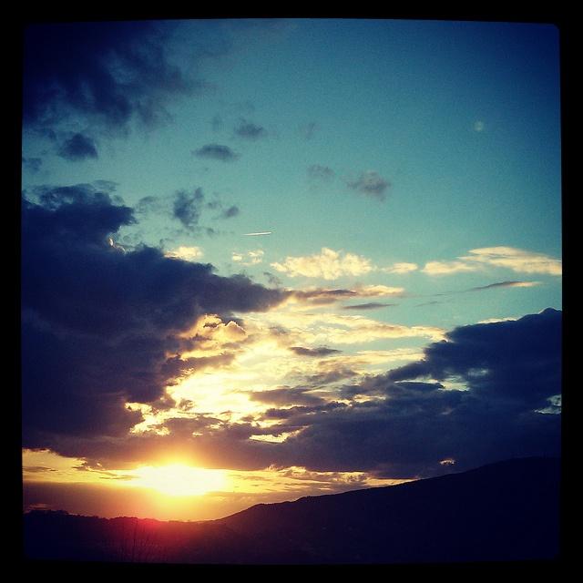 #puestadesol en #irun #nexus4 | Flickr