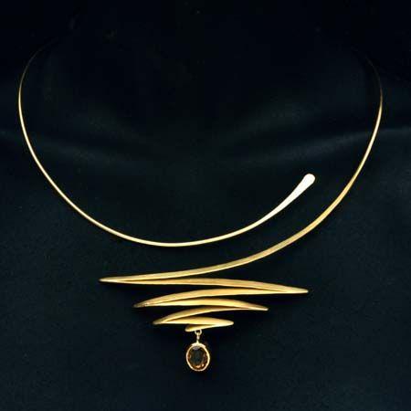 Giorgio Cecchetto, Italy /gold necklace