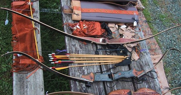 Lovci and Archery on Pinterest