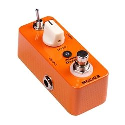 L.A .Music Canada Mooer Ninety Orange Phaser Pedal MPH1