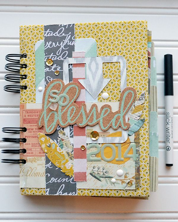 So Blessed 2014 by Aly Dosdall