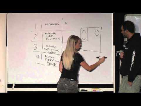 RFP TV TIP#34 - COSTS INVOLVED IN MOVING PLUMBING AROUND by Cherie Barber - YouTube