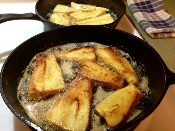 Pan-Fried Parsnips: Parsnips I Ll, Butter Fried, Parsnips Pan Fried, Pan Fried Parsnips Never, Parsnips Butter, Parsnips Paleo, Parsnips Browned, Parsnips Oven, Parsnips Recipe