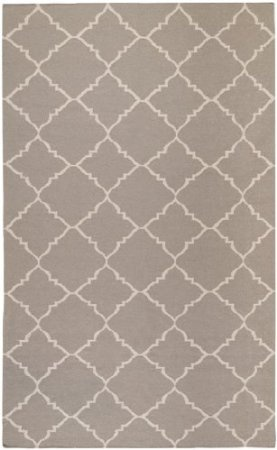 Amazon.com: Frontier Gray Rug Rug Size: 2' x 3': Home & Kitchen
