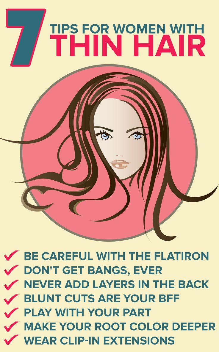 Constantly worried about maintaining your fine hair? Here are 7 tips that may help!