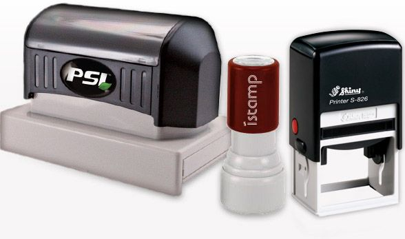 Personalised rubber stamps are very necessary for renowned people as they prove very helpful when it comes to support authenticity of any document. Therefore, self inking stamps are very famous.
